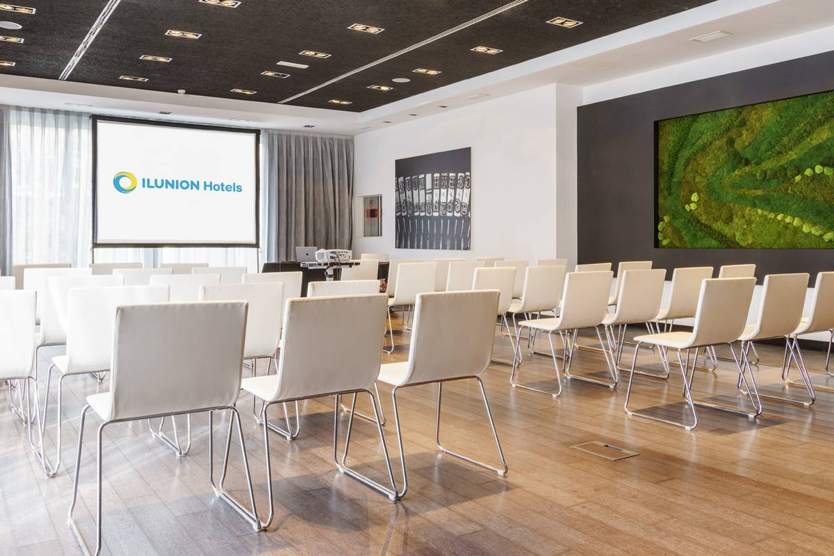 Meeting rooms ilunion atrium hotel ilunion atrium madrid